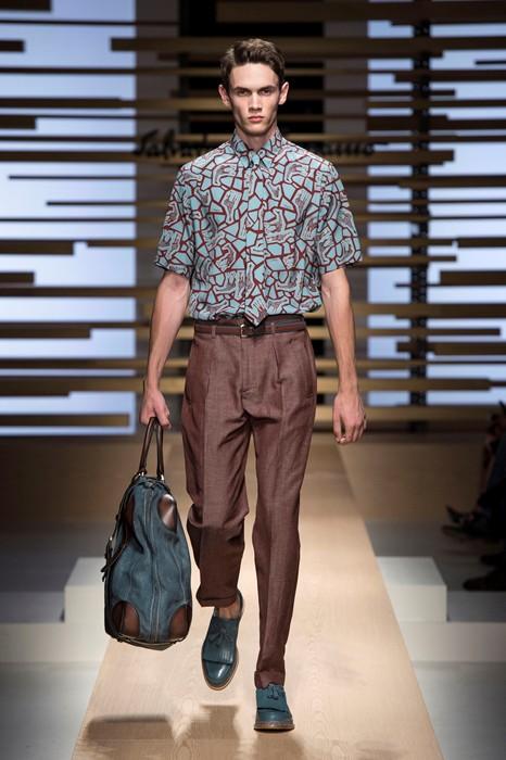 Spring Summer 2015 Fashion Trends for Men