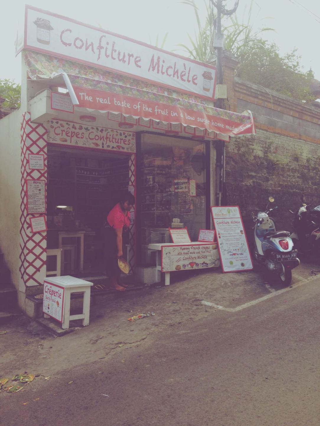 Michelle's Confiture sells the most delectable homemade jams