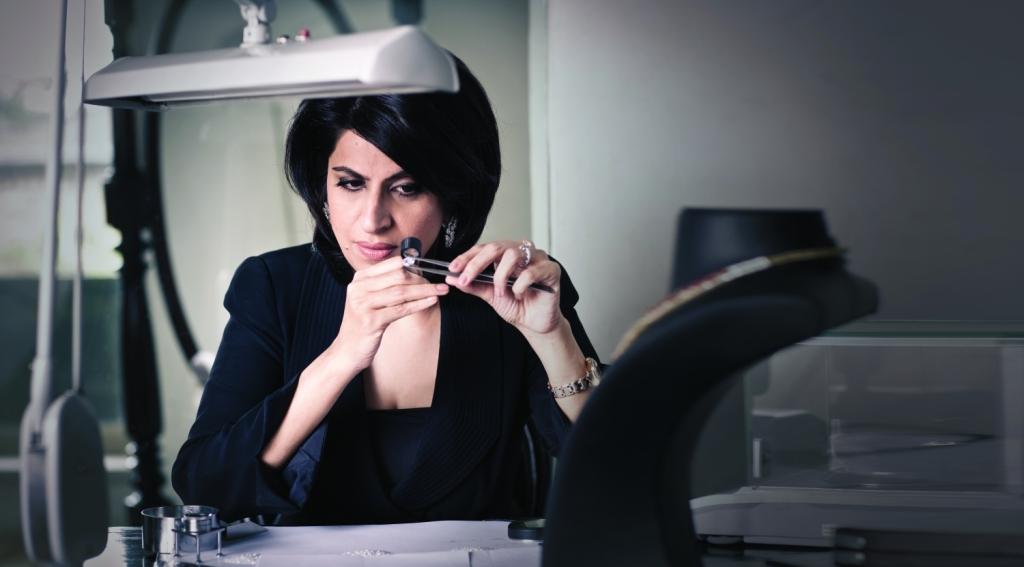 Varuna D Jani at work