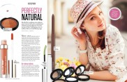 Beauty Feature for Promenade (March-May 2015 issue)